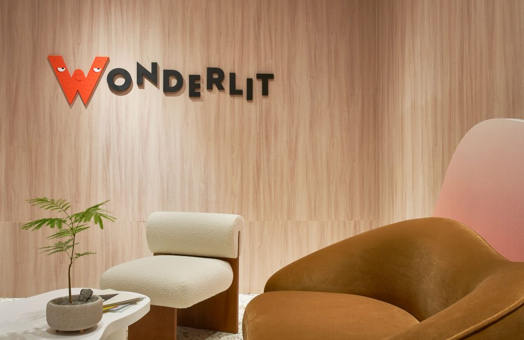 Wonderlit's whimsical studio at Claymore Connect